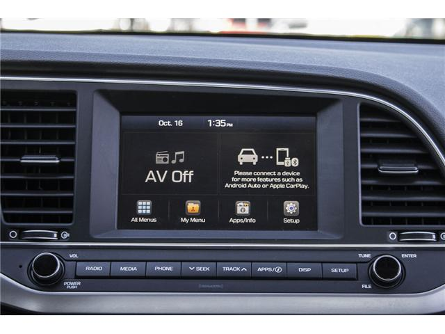 2018 Hyundai Elantra GLS (Stk: AH8735) in Abbotsford - Image 17 of 22