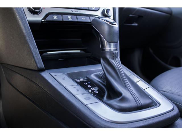 2018 Hyundai Elantra GLS (Stk: AH8735) in Abbotsford - Image 19 of 22