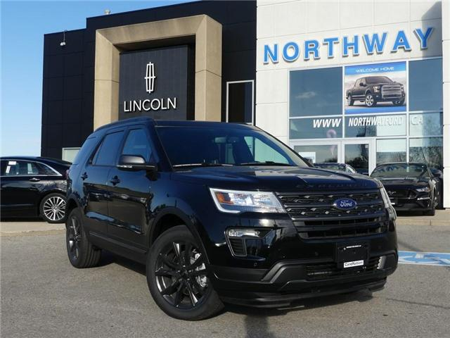 2019 Ford Explorer | XLT | 2.3L I-4 | 4X4 | PANOROOF | (Stk: EX90486) in Brantford - Image 2 of 26