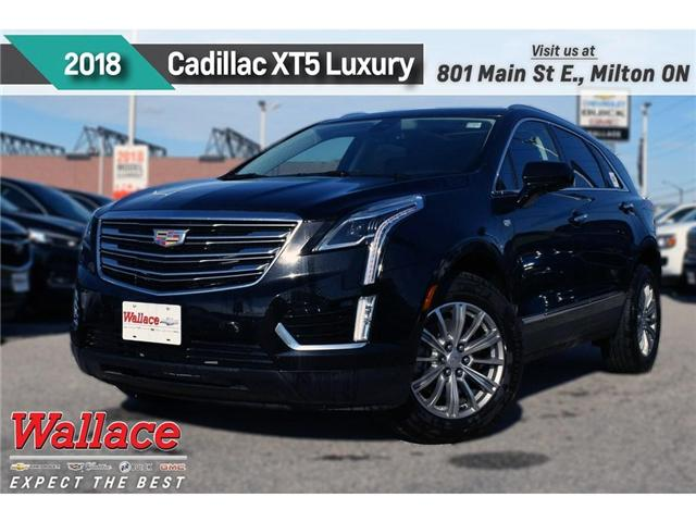 2018 Cadillac XT5 Luxury (Stk: 246606) in Milton - Image 1 of 11