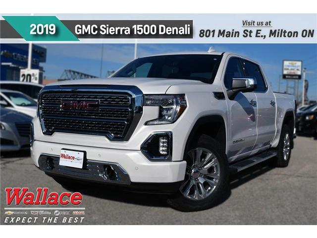 2019 GMC Sierra 1500 Denali (Stk: 146281) in Milton - Image 1 of 12