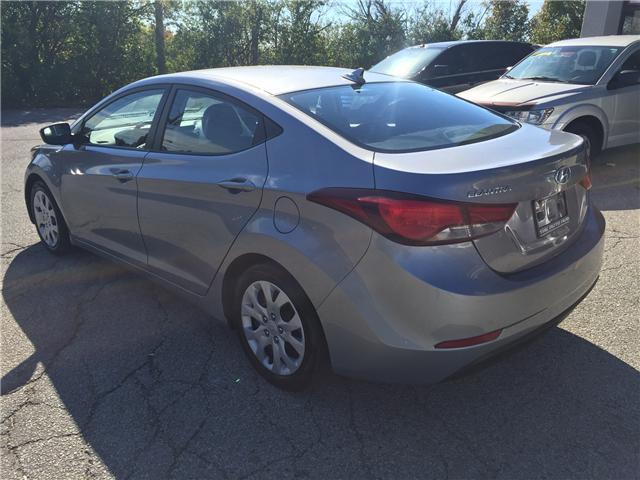 2015 Hyundai Elantra GL (Stk: -) in Toronto - Image 3 of 18