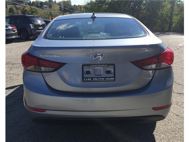 2015 Hyundai Elantra GL (Stk: -) in Toronto - Image 4 of 18