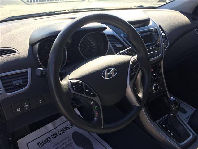 2015 Hyundai Elantra GL (Stk: -) in Toronto - Image 9 of 18