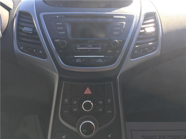 2015 Hyundai Elantra GL (Stk: -) in Toronto - Image 14 of 18