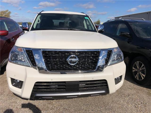 2019 Nissan Armada SL (Stk: V0016) in Cambridge - Image 2 of 5