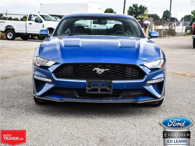 2018 Ford Mustang EcoBoost (Stk: 18MU733) in St Catharines - Image 2 of 22
