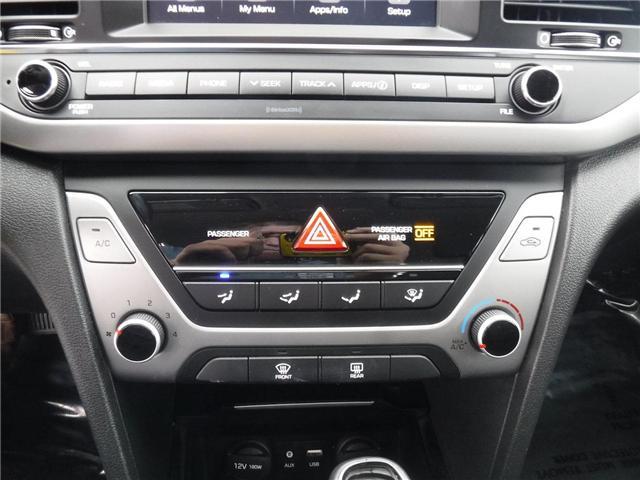 2017 Hyundai Elantra GL (Stk: S1483) in Calgary - Image 16 of 23