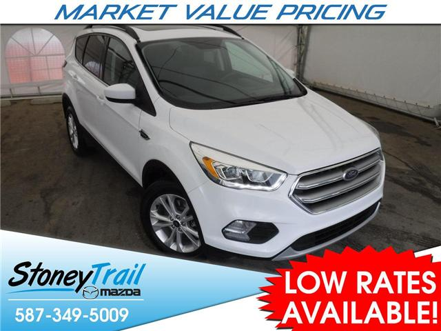 2017 Ford Escape SE (Stk: S1486) in Calgary - Image 1 of 27