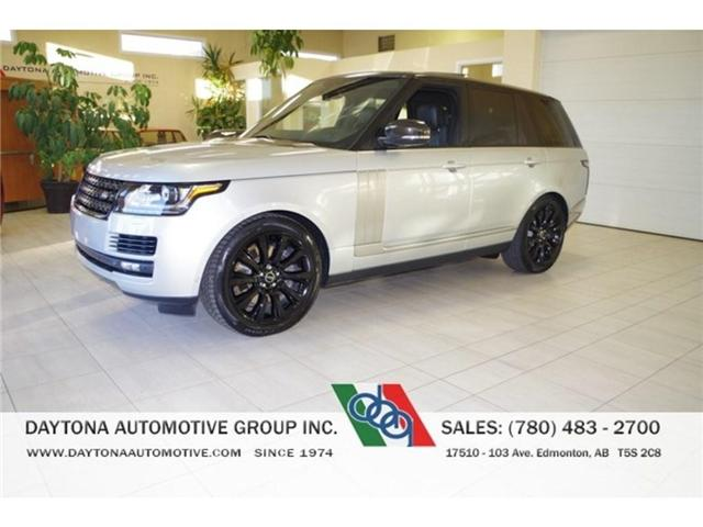 2013 Land Rover Range Rover  (Stk: 0664) in Edmonton - Image 1 of 23