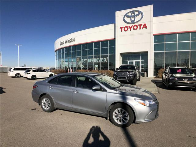 2017 Toyota Camry LE (Stk: 284239) in Calgary - Image 1 of 15