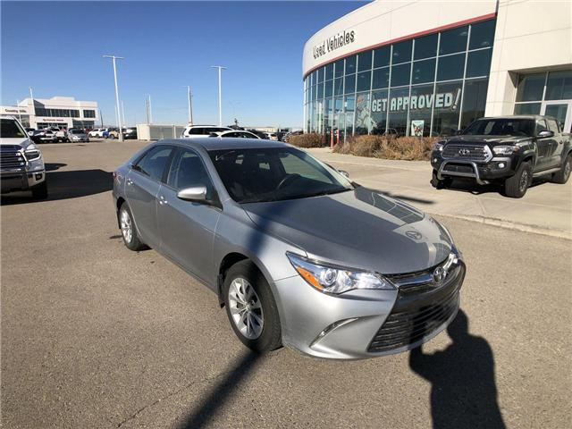 2017 Toyota Camry LE (Stk: 284239) in Calgary - Image 2 of 15