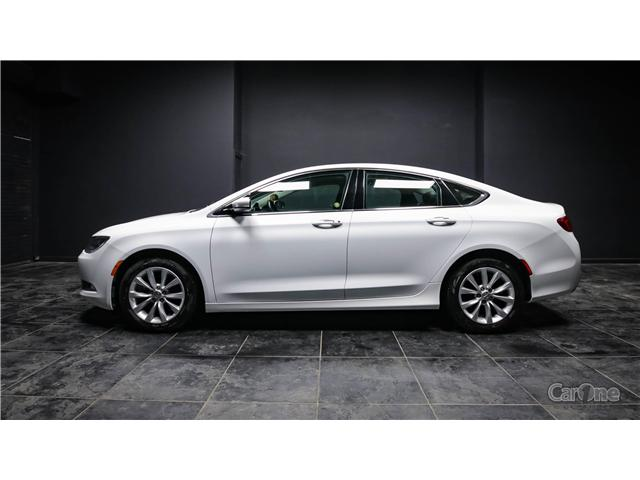 2015 Chrysler 200 C (Stk: CT18-605) in Kingston - Image 1 of 35