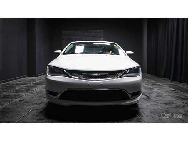 2015 Chrysler 200 C (Stk: CT18-605) in Kingston - Image 2 of 35