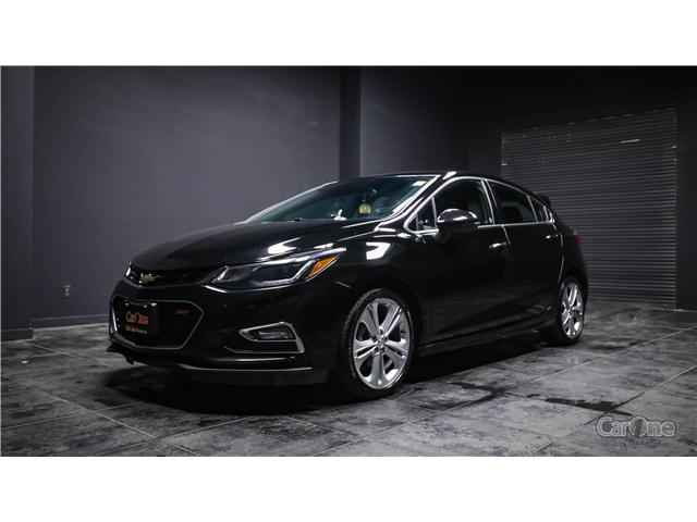 2018 Chevrolet Cruze Premier Auto (Stk: CT18-611) in Kingston - Image 4 of 36
