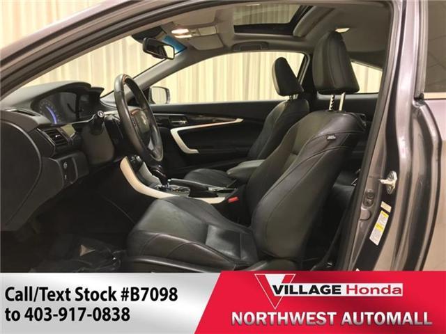 2013 Honda Accord Coupe EX-L Navi (Stk: B7098) in Calgary - Image 2 of 30
