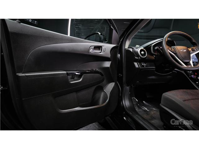 2018 Chevrolet Sonic LT Auto (Stk: CT18-602) in Kingston - Image 16 of 34
