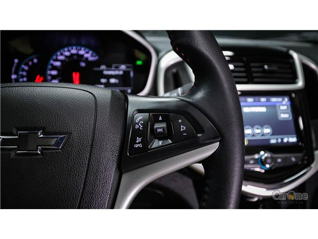 2018 Chevrolet Sonic LT Auto (Stk: CT18-602) in Kingston - Image 18 of 34