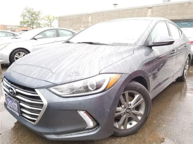 2017 Hyundai Elantra GL-Great Condition (Stk: op9978) in Mississauga - Image 1 of 14