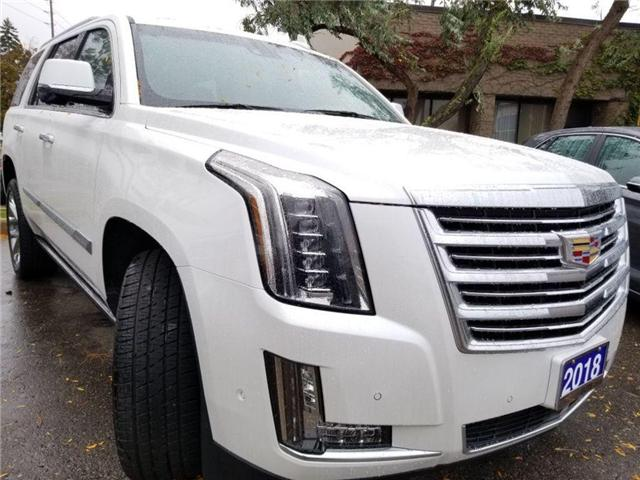 2018 Cadillac Escalade EXT PLATINUM AS NEW YOU SEE IT/LOW (Stk: op9848) in Mississauga - Image 3 of 24