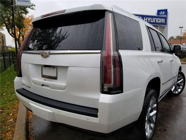 2018 Cadillac Escalade EXT PLATINUM AS NEW YOU SEE IT/LOW (Stk: op9848) in Mississauga - Image 6 of 24