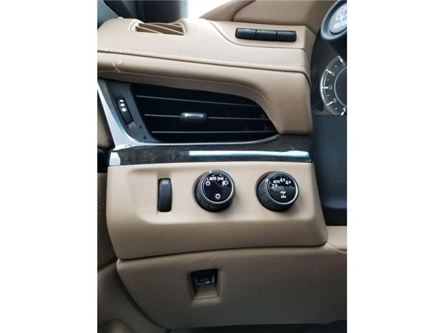 2018 Cadillac Escalade EXT PLATINUM AS NEW YOU SEE IT/LOW (Stk: op9848) in Mississauga - Image 18 of 24