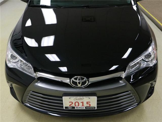 2015 Toyota Camry XLE (Stk: 186228) in Kitchener - Image 26 of 30
