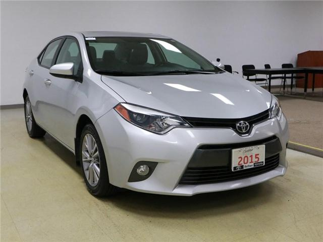 2015 Toyota Corolla  (Stk: 186218) in Kitchener - Image 4 of 28