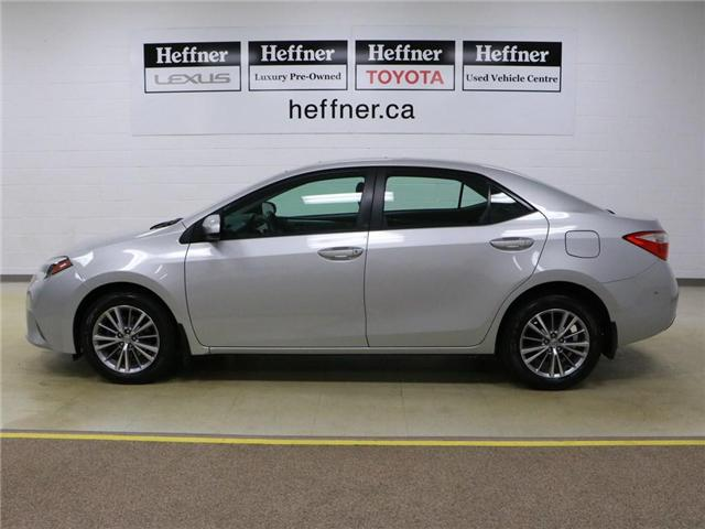 2015 Toyota Corolla  (Stk: 186218) in Kitchener - Image 18 of 28