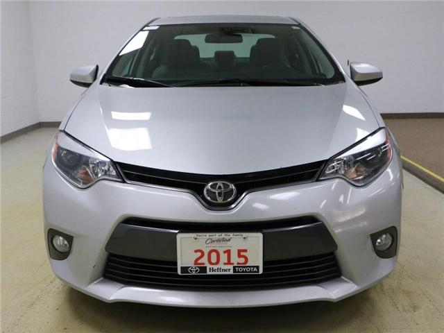 2015 Toyota Corolla  (Stk: 186218) in Kitchener - Image 19 of 28