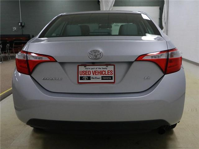 2015 Toyota Corolla  (Stk: 186218) in Kitchener - Image 20 of 28