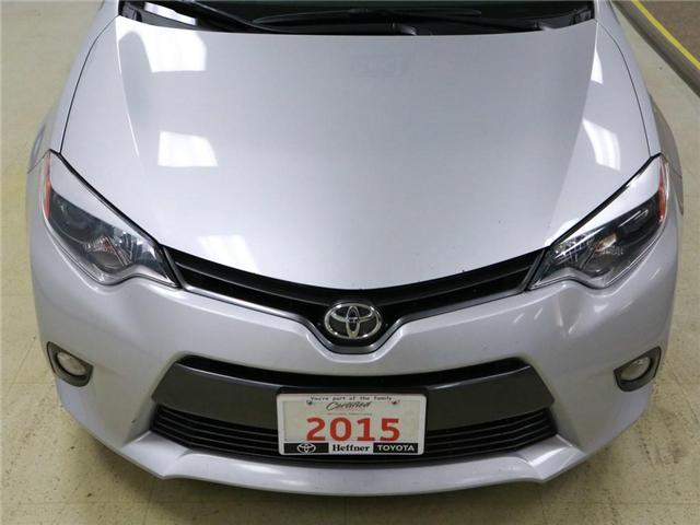 2015 Toyota Corolla  (Stk: 186218) in Kitchener - Image 24 of 28