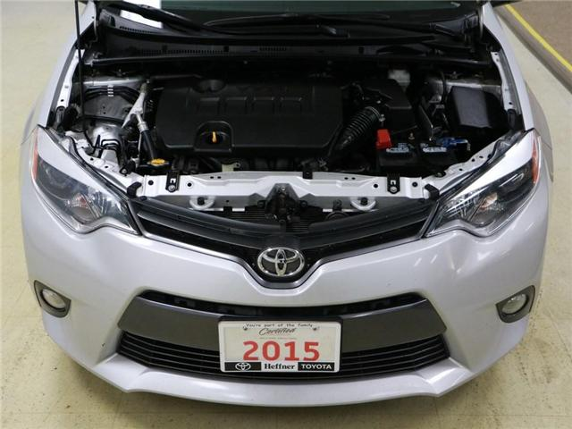 2015 Toyota Corolla  (Stk: 186218) in Kitchener - Image 25 of 28