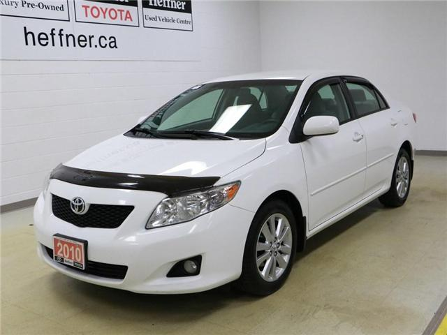 2010 Toyota Corolla LE (Stk: 186240) in Kitchener - Image 1 of 24