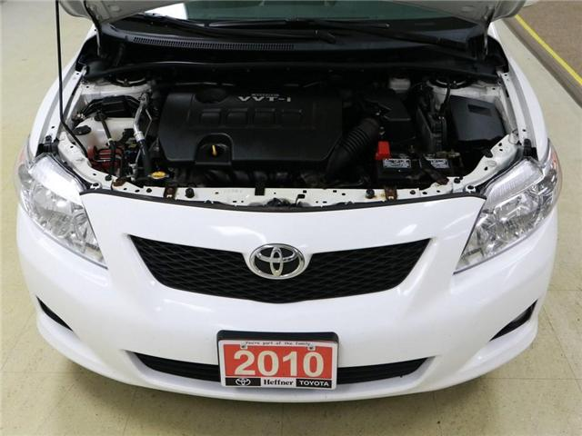 2010 Toyota Corolla LE (Stk: 186240) in Kitchener - Image 21 of 24