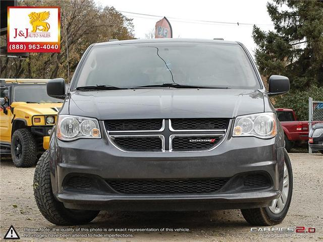 2016 Dodge Grand Caravan SE/SXT (Stk: 17144-1) in Brandon - Image 2 of 27