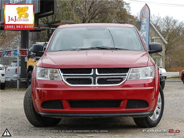 2015 Dodge Journey CVP/SE Plus (Stk: J18081) in Brandon - Image 2 of 27