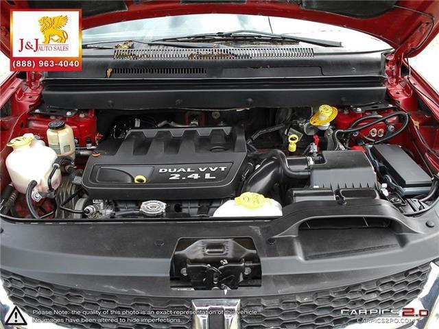 2015 Dodge Journey CVP/SE Plus (Stk: J18081) in Brandon - Image 8 of 27