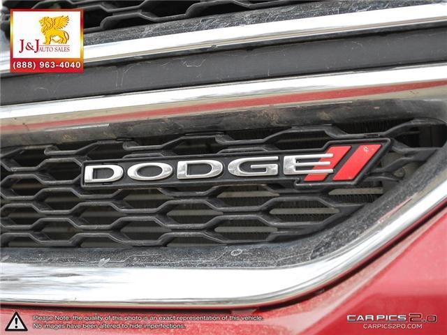 2015 Dodge Journey CVP/SE Plus (Stk: J18081) in Brandon - Image 9 of 27