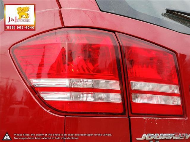 2015 Dodge Journey CVP/SE Plus (Stk: J18081) in Brandon - Image 12 of 27