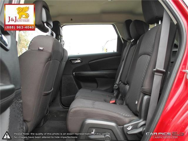 2015 Dodge Journey CVP/SE Plus (Stk: J18081) in Brandon - Image 24 of 27