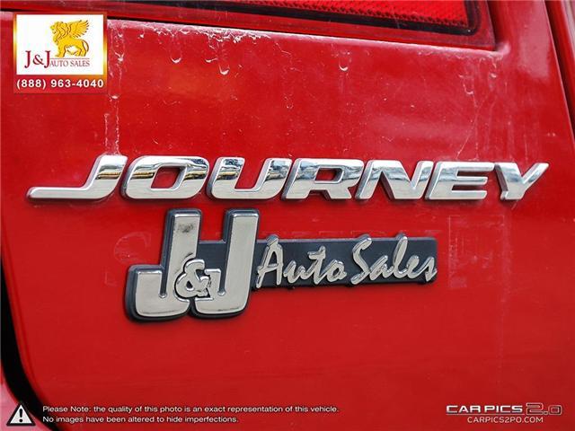 2015 Dodge Journey CVP/SE Plus (Stk: J18081) in Brandon - Image 27 of 27
