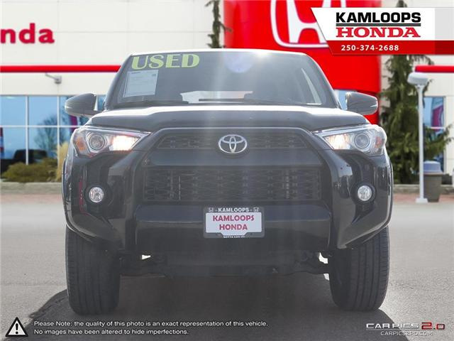 2015 Toyota 4Runner SR5 V6 (Stk: 14160U) in Kamloops - Image 2 of 25
