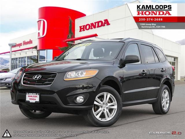 2011 Hyundai Santa Fe  (Stk: 14146A) in Kamloops - Image 1 of 25