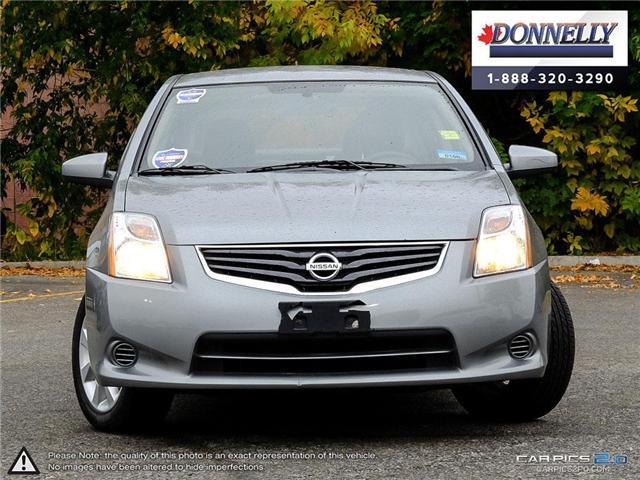2011 Nissan Sentra  (Stk: CLDUR5845A) in Ottawa - Image 2 of 27