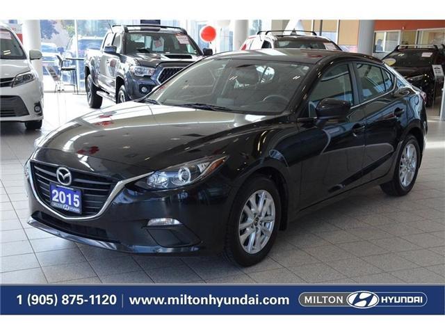 2015 Mazda Mazda3 GS (Stk: 170030) in Milton - Image 1 of 38