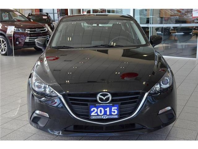2015 Mazda Mazda3 GS (Stk: 170030) in Milton - Image 2 of 38