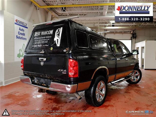 2007 Dodge Ram 1500  (Stk: PBWDR1174A) in Ottawa - Image 4 of 28