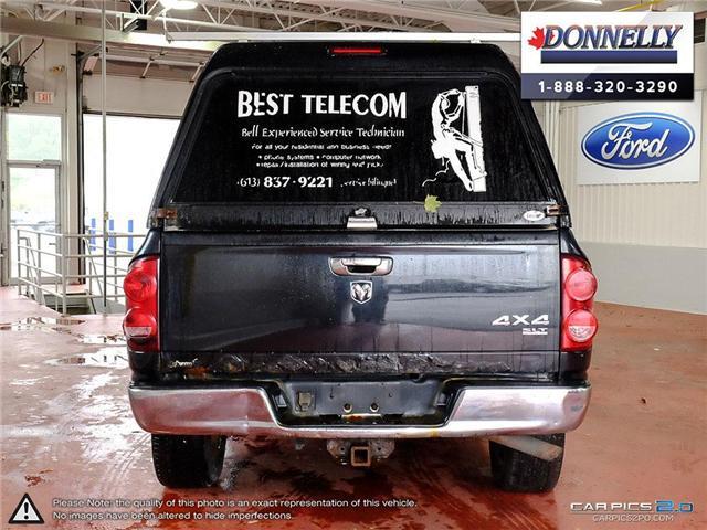 2007 Dodge Ram 1500  (Stk: PBWDR1174A) in Ottawa - Image 5 of 28
