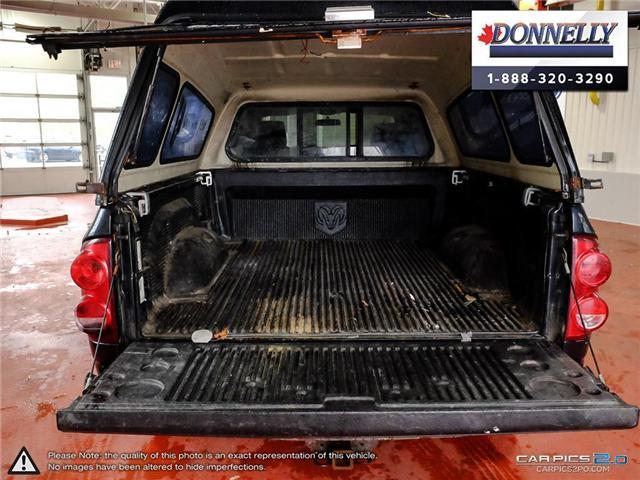 2007 Dodge Ram 1500  (Stk: PBWDR1174A) in Ottawa - Image 10 of 28